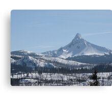 """""Mt. Washington"""" Canvas Print"