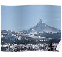 """""Mt. Washington"""" Poster"