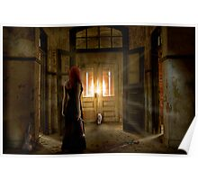 Silent Violin Poster