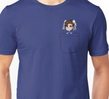 Pocket Chun Li Unisex T-Shirt