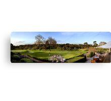 Riversdale Golf Club Canvas Print