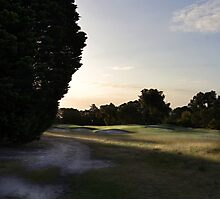 Riversdale Golf Club Photographic Print