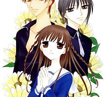 Fruits Basket by crazyfangirl97
