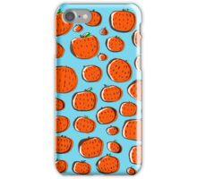 Naranjas de invierno iPhone Case/Skin