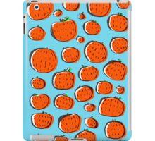 Naranjas de invierno iPad Case/Skin