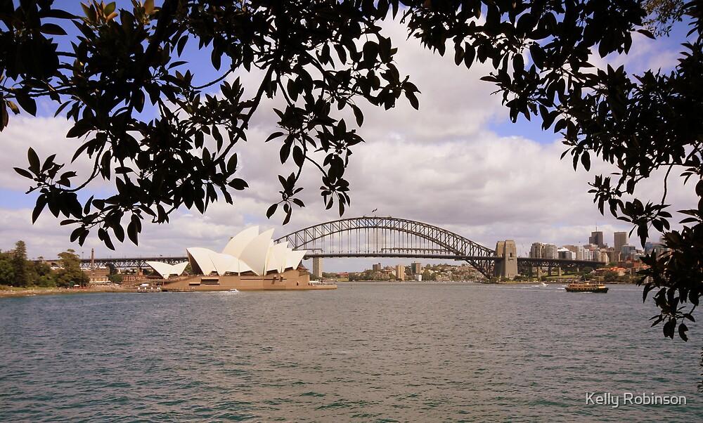 Sydney sider by Kelly Robinson