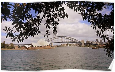 Sydney sider by Kelly Robinson
