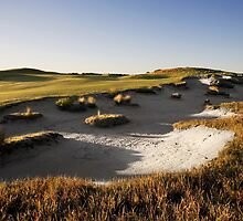 The Dunes Golf Links Big Bunkers by Nickharding
