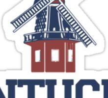 Nantucket Island - Massachusetts. Sticker