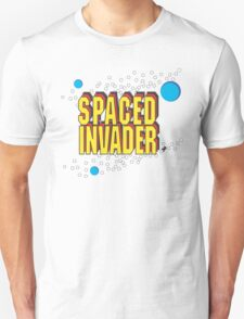 Retro - Spaced Invader Unisex T-Shirt