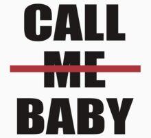 Exo Exodus Call Me Baby T by Aprilio