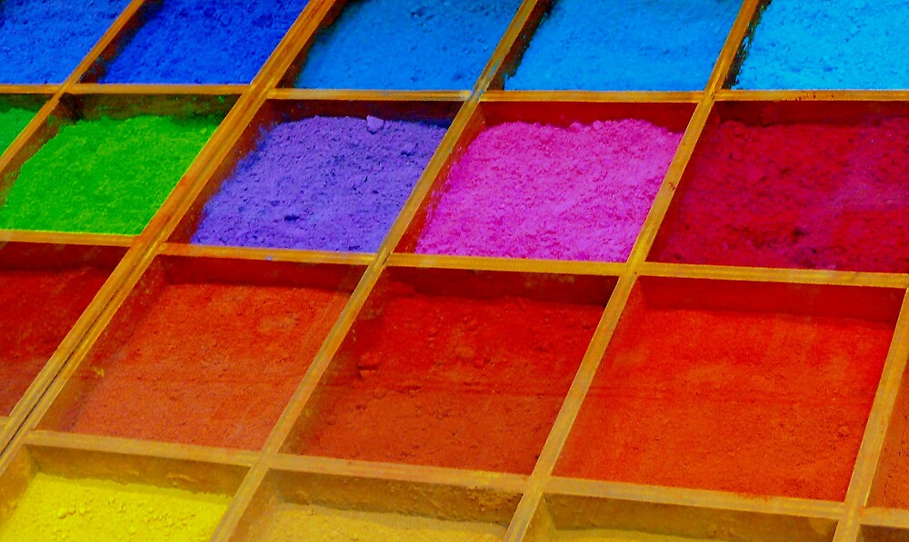 Pigments by catihouse