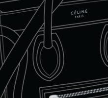 HIPSTER : CELINE BAG Sticker