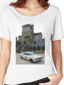 NZ Falcon & Fairlane Car Club Nationals 2015 Women's Relaxed Fit T-Shirt
