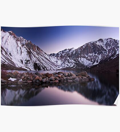 Last Light, Convict Lake Poster