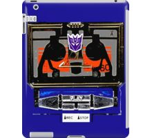 Vintage Soundwave iPad Case/Skin