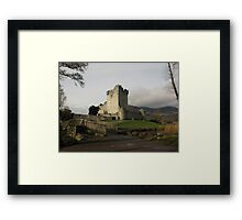 Early morning at Ross Castle Framed Print