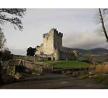 Early morning at Ross Castle Photographic Print