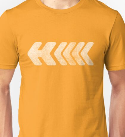 H - White Unisex T-Shirt