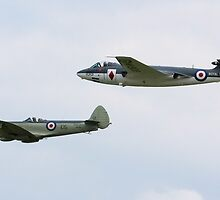 Royal Navy Historic Flight by PhilEAF92
