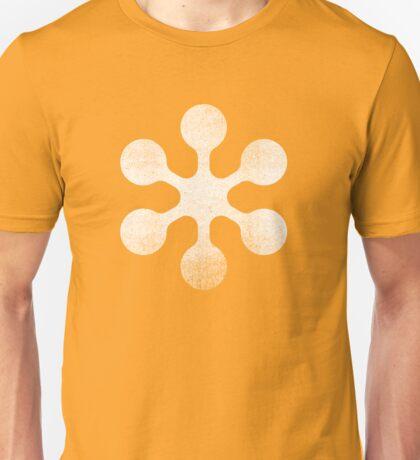 Circle Study - White Unisex T-Shirt