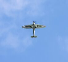 Seafire going vertical by PhilEAF92