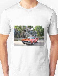 1977 XC Falcon Ute: NZ Falcon & Fairlane Car Club Nationals 2015 T-Shirt