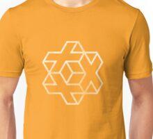IsoCross - White Unisex T-Shirt