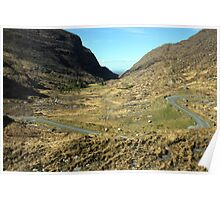 Evening in the Gap of Dunloe Poster