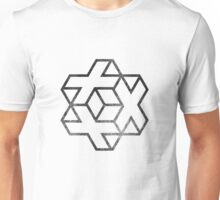 IsoCross - Black  Unisex T-Shirt