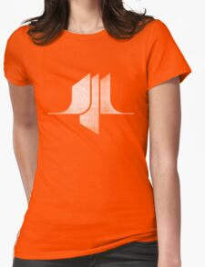 Sci-Fi - White Womens Fitted T-Shirt