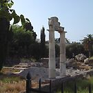 The Altar of Dionysus.......Kos.... by DoreenPhillips