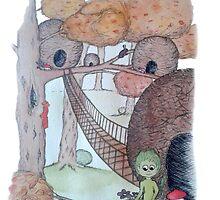 The little goblin's world by filipendula