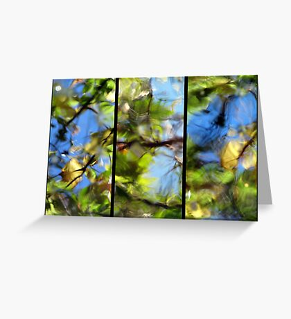 Another Day Meanders By Greeting Card