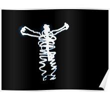 Skeletor Light Poster