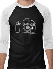for teedee (black) Men's Baseball ¾ T-Shirt