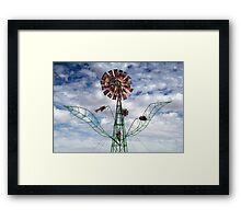 All Dressed Up and Nowhere to Go. Framed Print