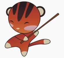 Tiny Tora 5 by shiro