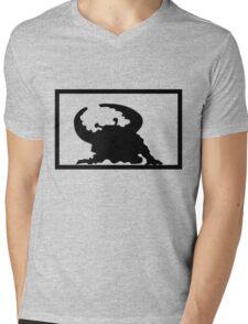 Ultraman Monster Series Mens V-Neck T-Shirt