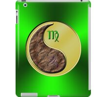 Virgo & Boar Yin Metal iPad Case/Skin