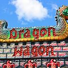 Dragon Wagon by pmarella