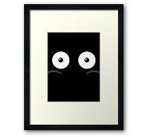 Mr. Popo Framed Print