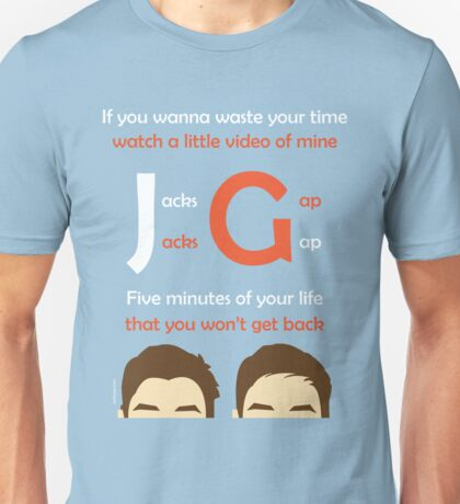 JacksGap Theme Song Unisex T-Shirt