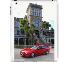 2000 AU XR8: NZ Falcon & Fairlane Car Club Nationals 2015 iPad Case/Skin