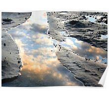 Blanket Bay Skypool Poster