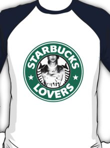 Starbucks Lovers Blank Space Taylor Swift T-Shirt