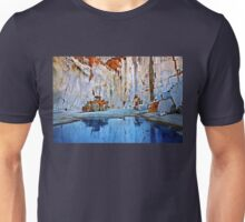 Marble quarry at Naxos island - Cyclades, Greece Unisex T-Shirt