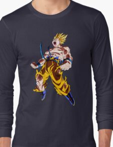 Super Saiyan Goku Long Sleeve T-Shirt