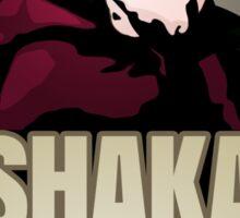 Shaka, When the Walls Fell Sticker