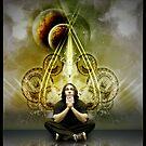 Cosmic Enlightenment by srcreations